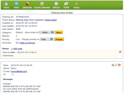 Hesk The Free Php Helpdesk Software Free Helpdesk Softwares