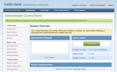 Free Helpdesk System Ticketing Help Desk Solution